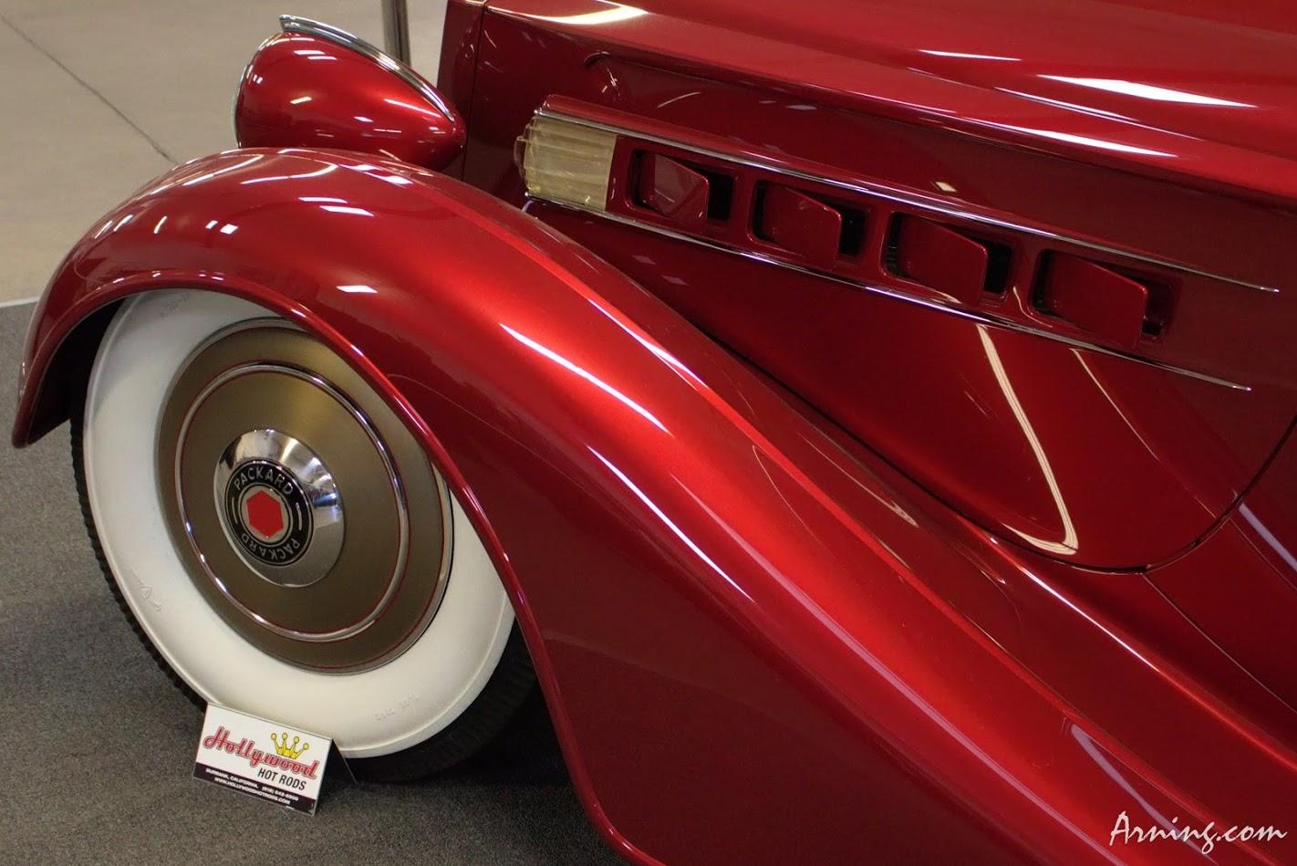 Supernationals Custom Auto Show