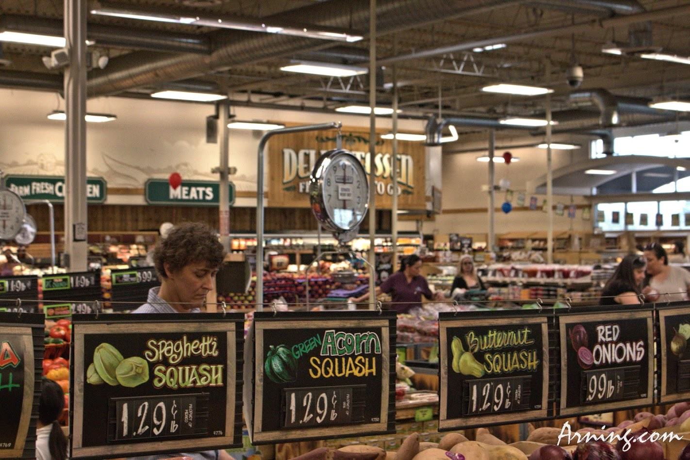 Weekly shopping at Sprouts