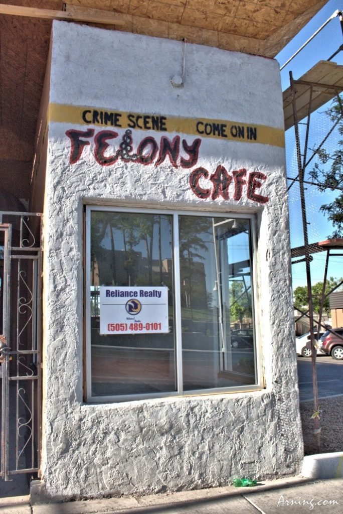 Felony Cafe