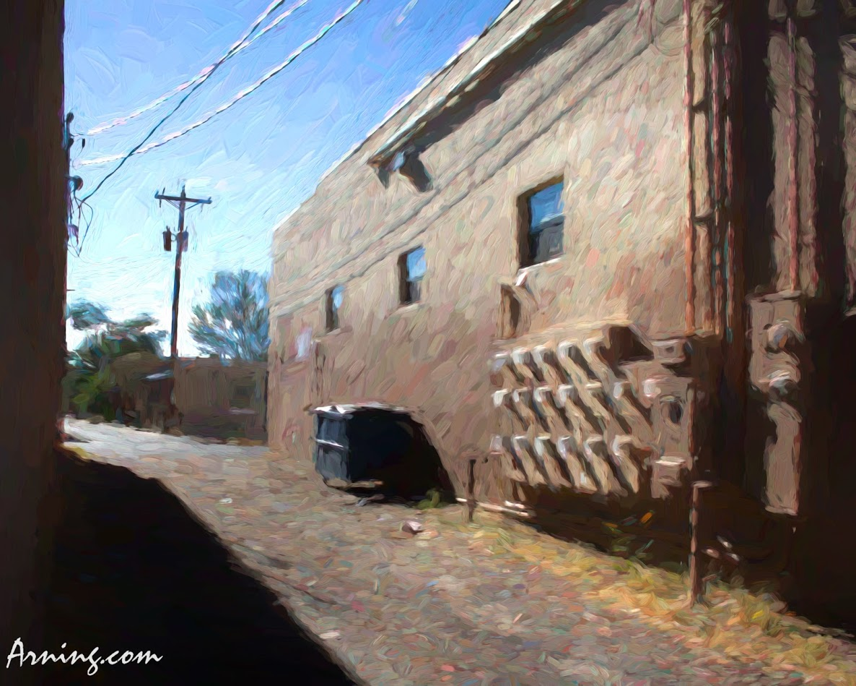 Albuquerque alley