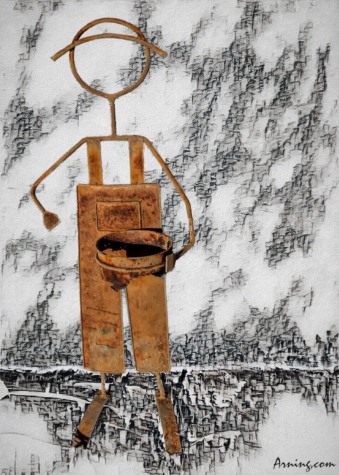 Rusty Farmer