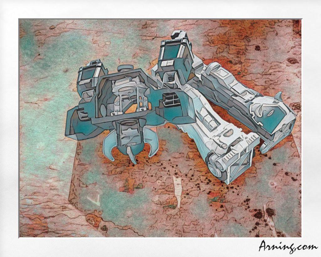 Murdered Transformer