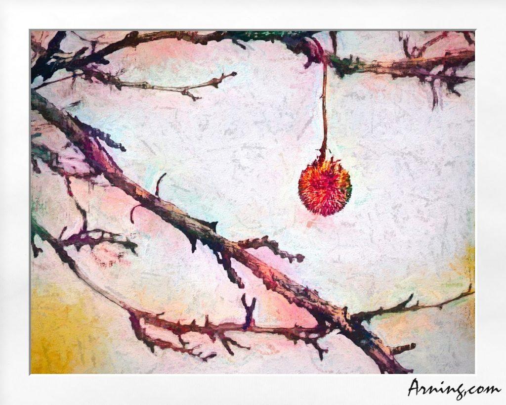 Nature's Tree Ornament