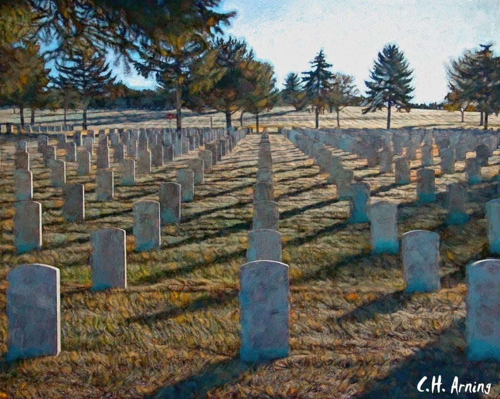 Santa Fe National Cemetery