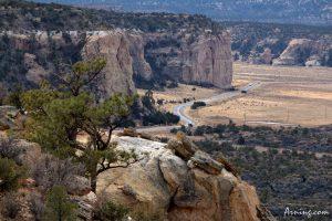 Sandstone Bluff Overlook