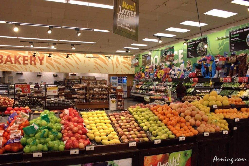 pinatas in produce