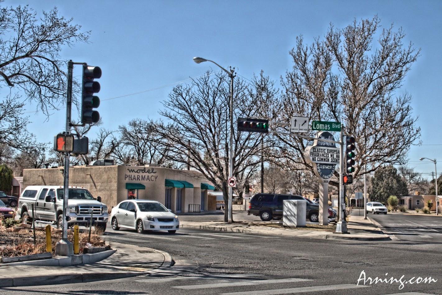 Albuquerque's Model Pharmacy