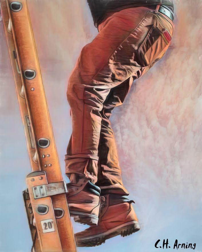 Heavenly Ladder