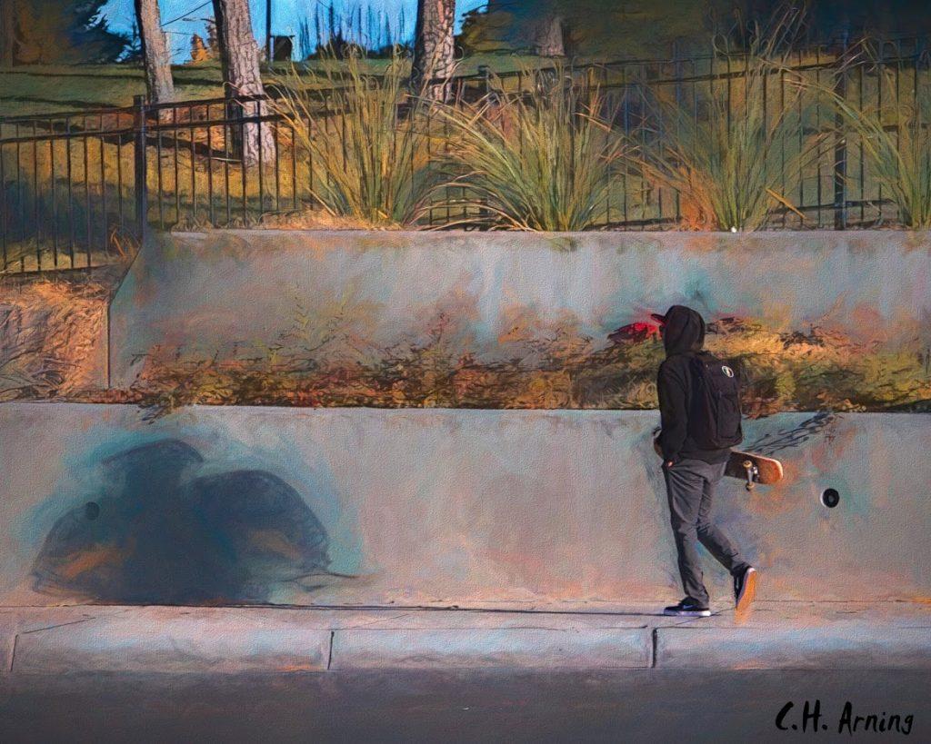 UNM Skater