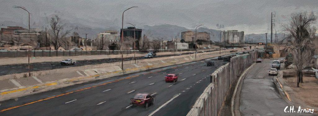 San Pedro Crossing I-40