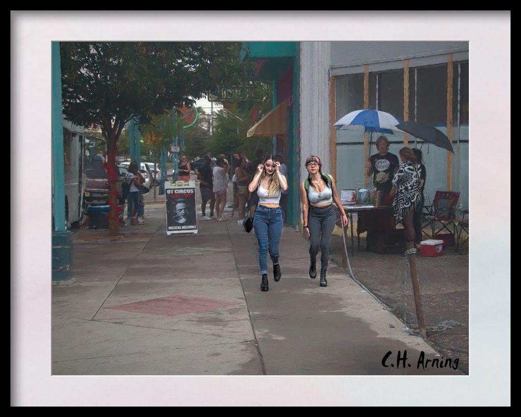 The Albuquerque Artwalk