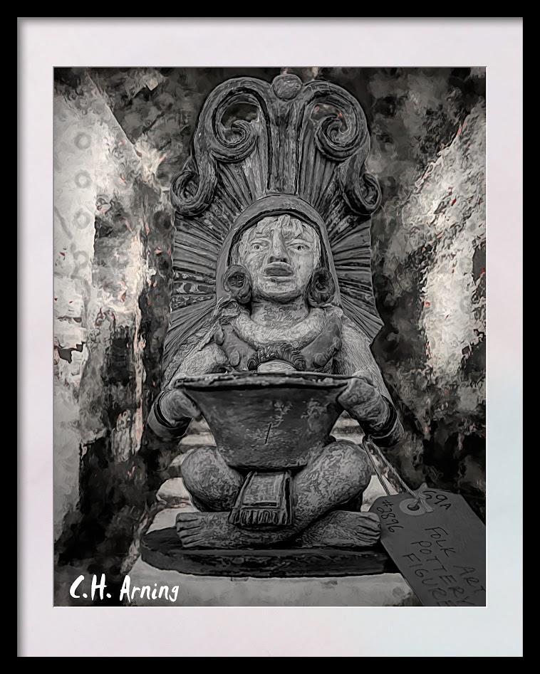 Folk Art Figurine